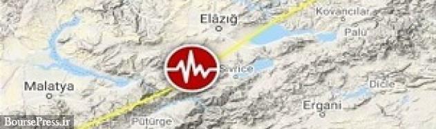 زلزله ۶.۸ ریشتری شرق ترکیه را لرزاند / فوت حداقل ۲۱ نفر و ۶۰ پس لرزه