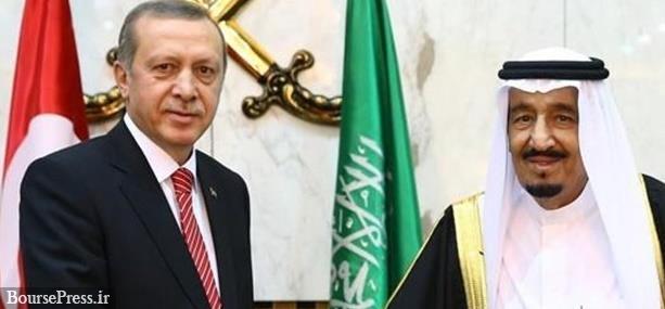 ماجرای التماس فرستاده ملک سلمان از اردوغان