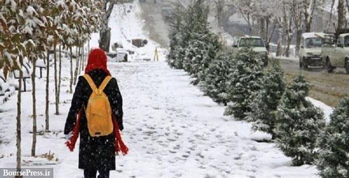 احتمالاً فردا مدارس تهران به علت یخ بندان تعطیل می شوند