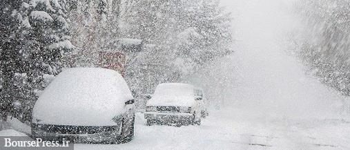 ساکنین اکثر استان ها منتظر کاهش ۲۰ درجه ای دما و بارش برف باشند