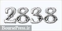 افزایش سرمایه جذاب سهم بورسی از ۵۰۳۰ به ۲۸۳۸ درصد کاهش یافت