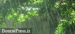 پیش بینی بارش باران ۵ روزه و افزایش محسوس دما در شمال