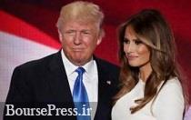 تبریک فارسی ترامپ و ملانیا برای ماه رمضان