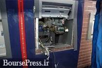 دزدان خودپرداز بانک سامان را هم بردند