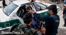 گروگانگیری سارق فراری تهرانی در نانوایی