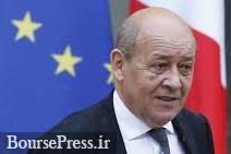 احتمال وزیر خارجه فرانسه از وقوع جنگ در خاورمیانه بسیار بحرانی