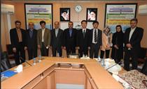 بازدید هیات کمیسیون خدمات مالی کره جنوبی از سازمان بورس