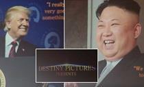 ترامپ برای رهبر کره شمالی فیلم ساخت / دو سناریو
