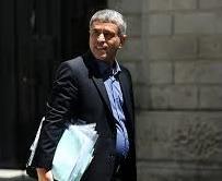خداحافظی رسمی طیب نیا از وزارت اقتصاد