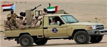 تازه ترین اقدام امارات در یمن با خروج خودروهای نظامی و ۲۰۰ سرباز
