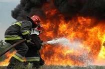 آتشسوزی پالایشگاه غیر بورسی ۶ دقیقه ایی مهار شد