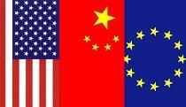 چرخش جدید آمریکا به چین و دو همسایه و پس از توافق غیرمنتظره با اروپا