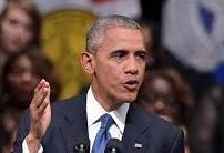 اوباما از شرکت های بورس آمریکا درآمد زایی می کند