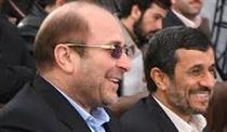 دیدار سازنده احمدی نژاد و قالیباف و چند واکنش