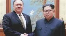 ترامپ مجوز دیدار پمپئو با کیم جونگ اون را صادر کرد