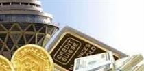 تداوم حضور دلار در کانال ۱۴ هزار تومانی و افزایش قیمت طلا و سکه