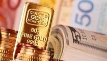 قیمت امروز دلار و یورو در صرافی دولتی + طلا و سکه در بازار آزاد