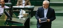 سوال از ظریف در مجلس به تعویق افتاد