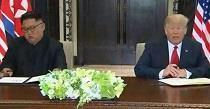 جزئیات توافق ترامپ و  کیم جونگ اون؛ ازخلع سلاح اتمی تا تضامین امنیتی/ 4 بند مهم