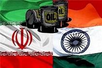 برنامه خرید ۱۸۰ هزار بشکه ای نفت هند از ایران