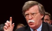 تهدید جان بولتون به تحریم شرکت های اروپایی طرف قرارداد با ایران