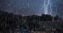 پیش بینی سازمان هواشناسی از باران سه روزه در ۱۷ استان