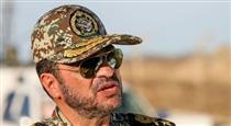 ارتش ایران پهپاد متجاوز خارجی در بندر ماهشهر را منهدم کرد