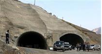 سوختگی شدید سه نفر و حبس پنج کارگر در آتش سوزی تونل بزرگ البرز