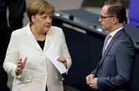 اختلاف صدر اعظم و وزیر خارجه آلمان در مورد نحوه حفظ برجام