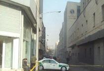 ساختمان آتش گرفته وزارت نیرو امروز تحویل داده می شود