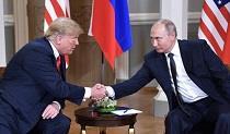 خواسته ترامپ از پوتین درباره حضور ایران در سوریه
