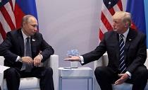 واکنش کاخ سفید به دعوت پوتین از ترامپ برای سفر به مسکو