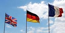 وزرای خارجه سه کشور اروپایی درباره برجام رایزنی می کنند
