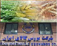 نظر بهمنی در مورد عرضه محصولات کشاورزان در بورس کالا