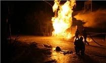 افزایش دمای خوزستان منجر به آتشسوزی در پالایشگاه غیر بورسی شد