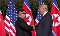 دیدار تاریخی ترامپ و کیم جونگ اون انجام شد/ اظهارات اولیه و مذاکره خصوصی