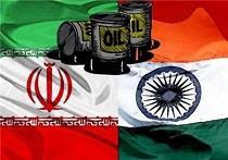 واردات نفت یک شرکت هندی از ایران دو برابر شد