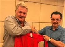 اولین وعده مالک تراکتورسازی با حضور سر مربی سابق رئال مادرید محقق شد