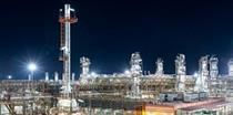 پالایشگاه گازی بید بلند خلیج فارس با سرمایه گذاری ۳.۴ میلیون دلاری افتتاح شد